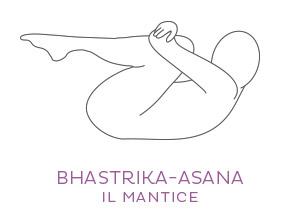 Bhastrika-asana la posizione del mantice