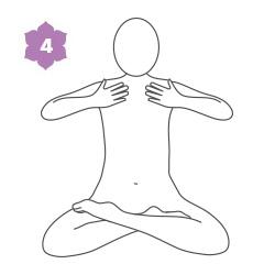 Shanti Mudra - il gesto della pace - 4