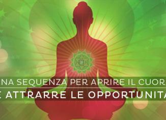 Una sequenza di kundalini yoga per attrarre le opportunità