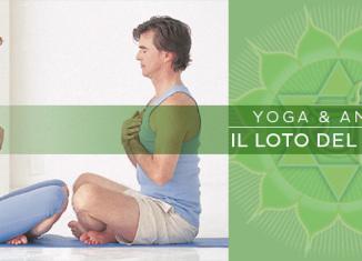 Yoga in coppia: il loto del cuore