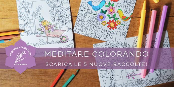 Disegno Bagno Da Colorare : Art therapy anti stress colorare per il benessere le vie del dharma