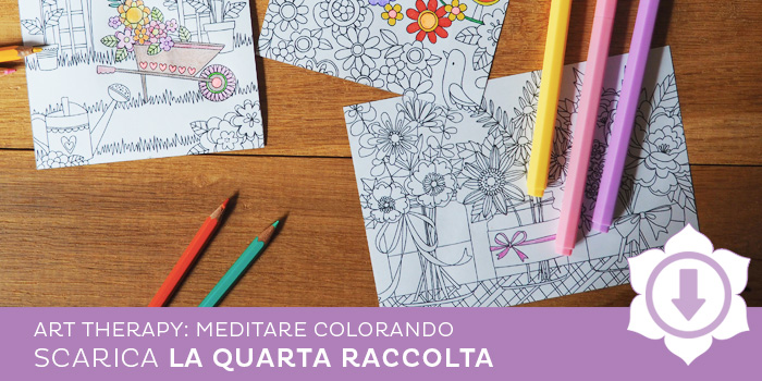 download art therapy coloring book