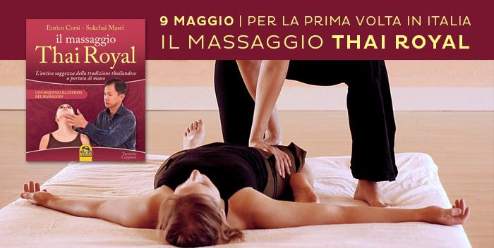 Massaggio Thai Royal a Cesena
