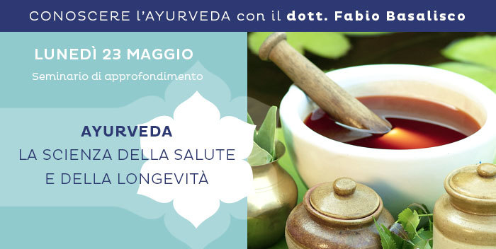 Seminario ayurveda Cesena: massaggio ayurvedico e prova pratica