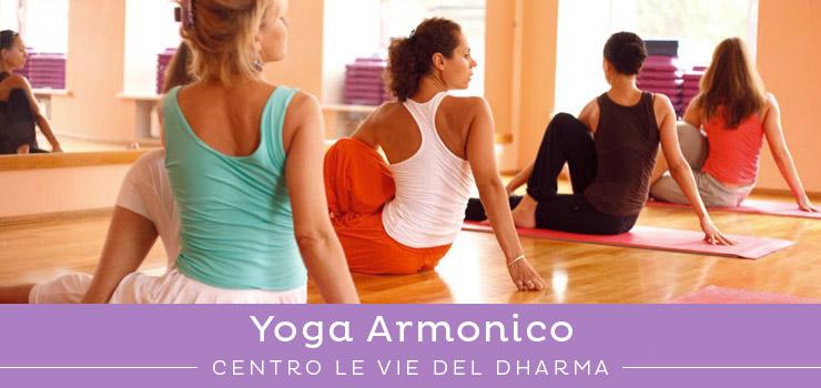 Corsi Settimanali di Yoga Armonico