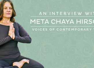 An interview with Meta Chaya Hirschl
