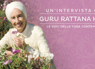 intervista a Guru Rattana Kaur