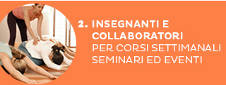 Cerchiamo insegnanti e collaboratori per centro yoga a Cesena