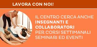 Cerchiamo collaboratori per centro yoga a Cesena