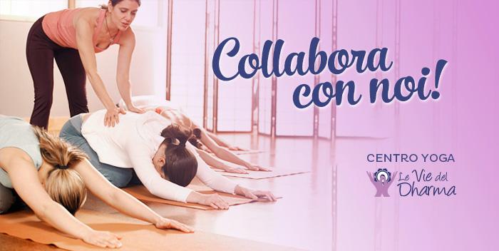 Cerchiamo insegnanti di yoga a Cesena