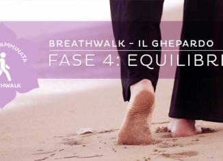 Breathwalk: meditazione e camminata