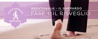 Breathwalk: il ghepardo - esercizi di risveglio