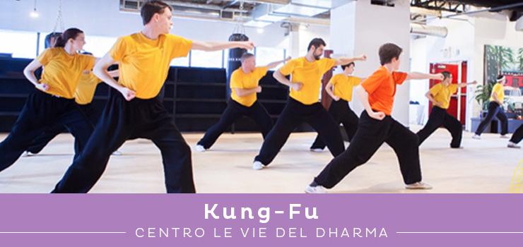 Corso di Kung Fu a Cesena