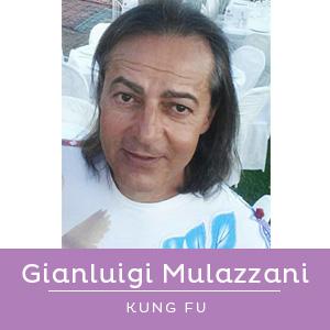 Insegnante di Kung Fu, Gianluigi Mulazzani