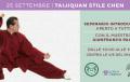 seminario di taijuquan stile chen