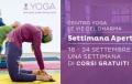 Prova gratuita corsi di yoga a Cesena