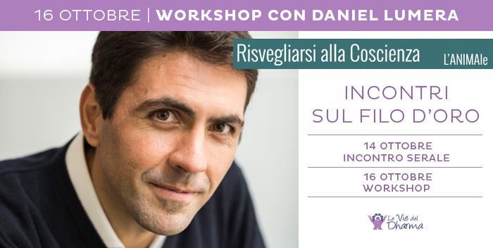 Workshop con Daniel Lumera