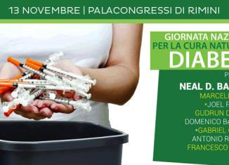 Giornata Nazionale per la Cura Naturale del Diabete