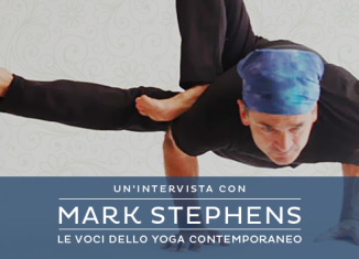 Intervista a Mark Stephens, insegnante di yoga