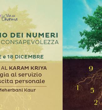 Seminario di Karam Kriya a Cesena