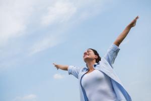 rebirthing evolutivo: rinascere con il respiro
