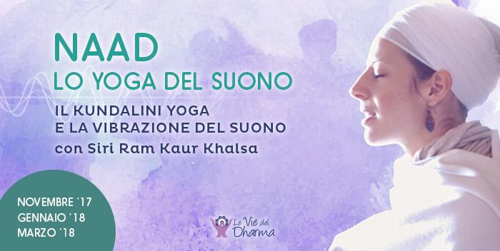 Naad yoga: yoga del suono a Cesena