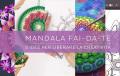 tutorial mandala fai da te