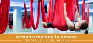 Yoga in amaca a Cesena