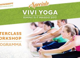 programma di Vivi Yoga a Rimini