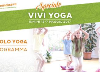 Vivi Benessere, Vivi Yoga, Piccolo Yoga programma