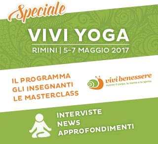 Vivi Yoga: 5, 6 e 7 maggio a Rimini