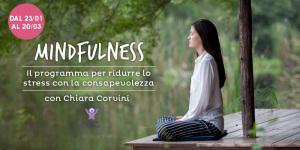 Protocollo Mindfulness, corso a Cesena
