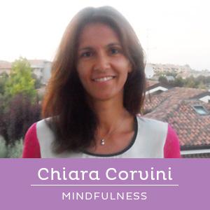 Chiara Corvini, insegnante Mindfulness