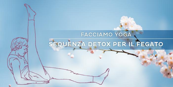 Sequenza di yoga per purificare il fegato