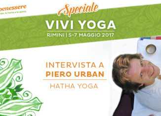 Vivi Yoga: intervista a Piero Urban