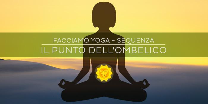 kundalini yoga centro dell'ombelico