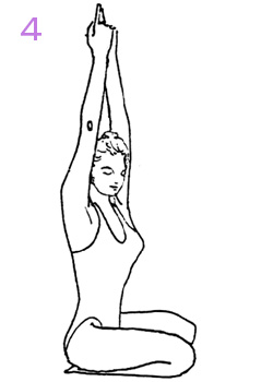 sequenza kundalini yoga centro ombelico 4
