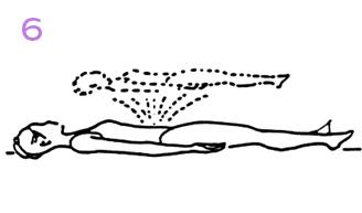 sequenza kundalini yoga centro ombelico 6