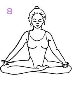 sequenza kundalini yoga centro ombelico 8