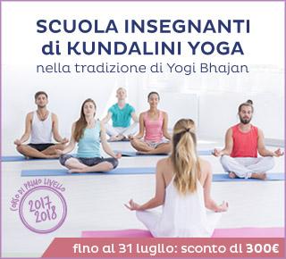 Scuola Insegnanti di Kundalini Yoga