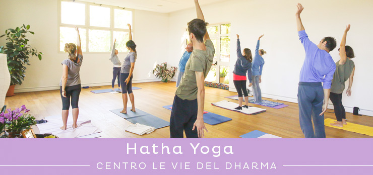 Corso di Hatha Yoga a Cesena