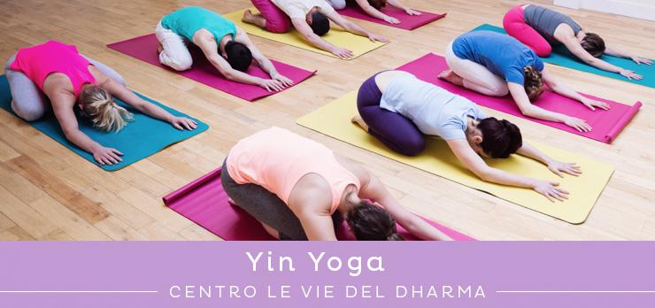 Corso di Yin Yoga a Cesena