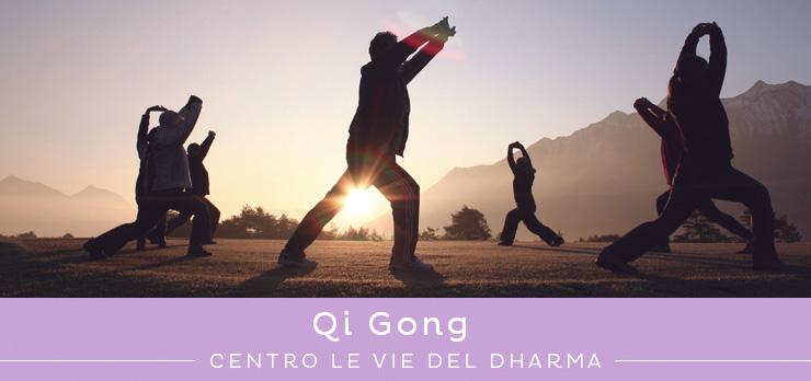 Corso di Qi Gong a Cesena