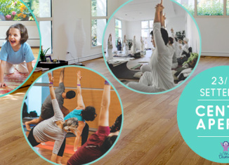 Vieni a provare una lezione di yoga gratis