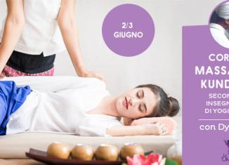 Corso di Massaggio Kundalini