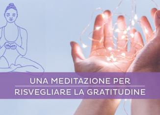 Meditazione per la gratitudine e la prosperità