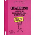 quaderno di esercizi per la gratitudine