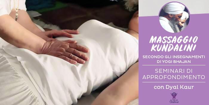 Seminari di Massaggio Kundalini a Cesena