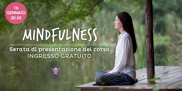 Presentazioen corso di Mindfulness a Cesena