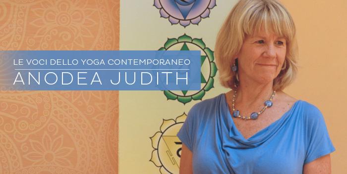 Anodea Judith: lo yoga e i chakra